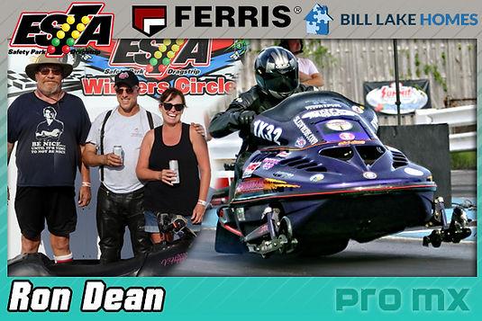 Pro MX Winner Ron Dean