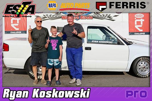 Pro Winner Ryan Koskowski