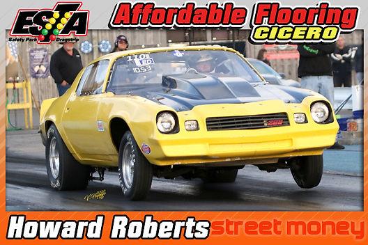 Street Money Winner Howard Roberts