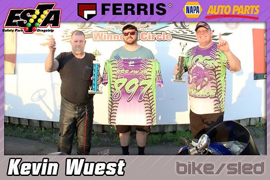 June 20 Bike/Sled Trophy Winner