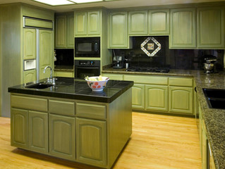 Let's Talk About Your Kitchen Cabinets.