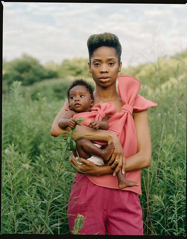 Imani + Indigo: Lawrence Agyei