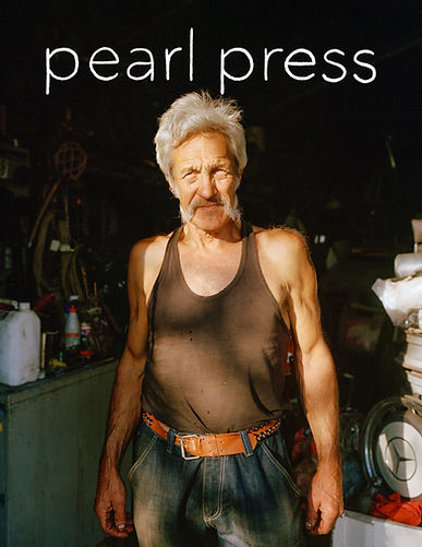 pearl press, cover image, cowboy kees, sabine rovers