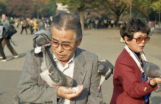 Ueno Park: John Kinney