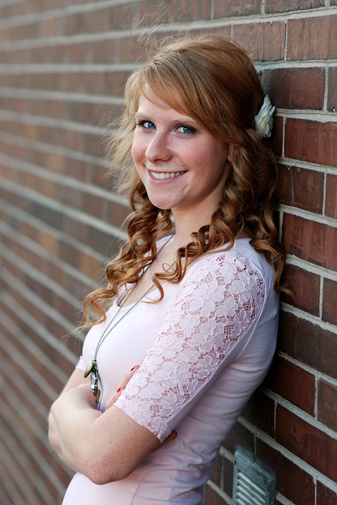 Emily Senior Portrait