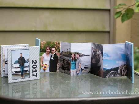 Product Feature: Mini Accordion Album