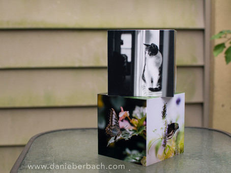 Product Feature: Image Cubes