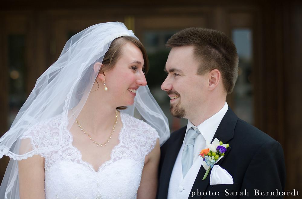 Dani & Brad wedding, 2014