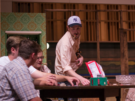 The Odd Couple by the CLHS Alumni Players