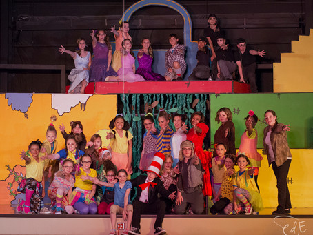 Seussical, Jr. at Concordia Elementary