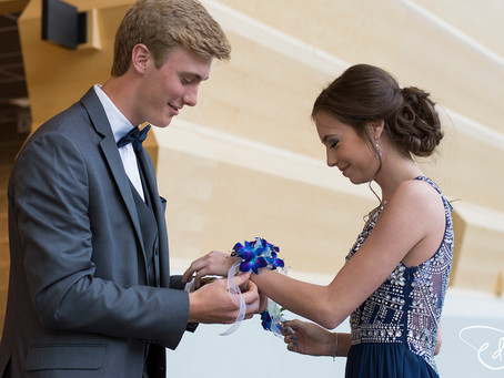 Bryce & Mallory   CLHS Prom Pictures 2016