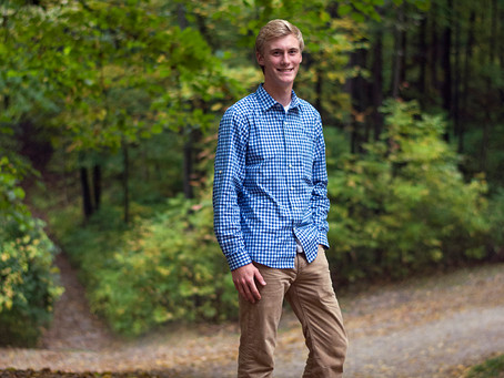 Bryce / Senior Pictures