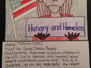 Social Justice Topic: Child Poverty