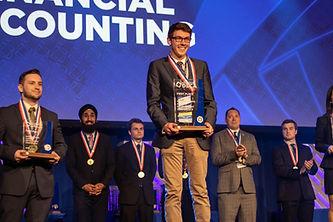 Arizona Collegiate DECA National Champion