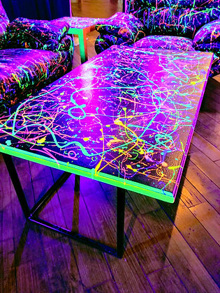 UV L Coffee Table