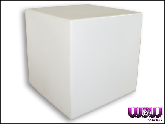 "Molded Glow Cube 30"" x 30"""