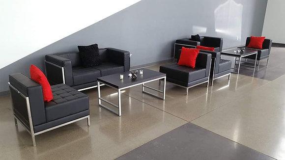 Modern Flash Black Imagination Furniture