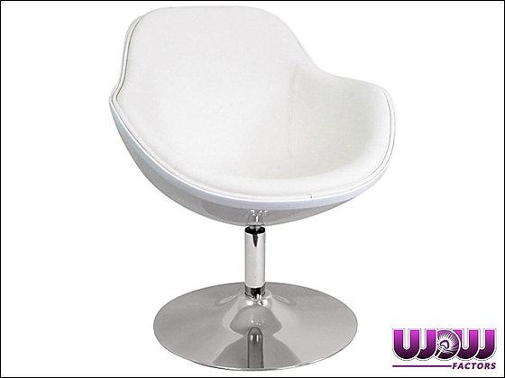 Jetson Chair White