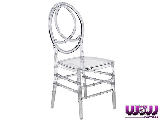 Phoenix Crystal Ice Infinity Chair