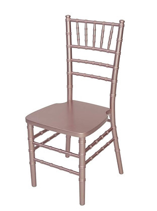 Chiavari Rose Gold Chair