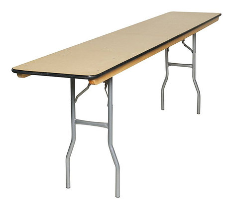 Classroom Table 8'