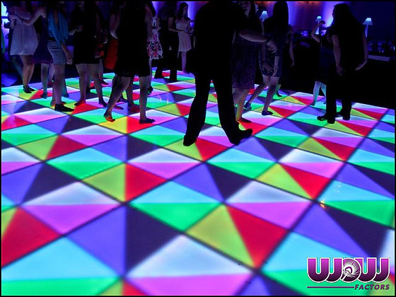 LED Disco Dance Floor