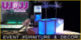 Wow-Factors Event Furniture & Decor