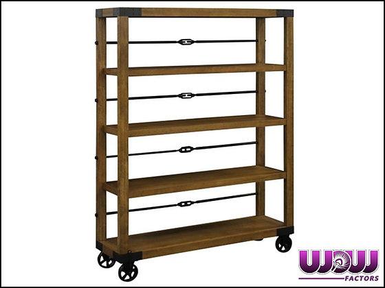 Rustic Reclaimed Shelves