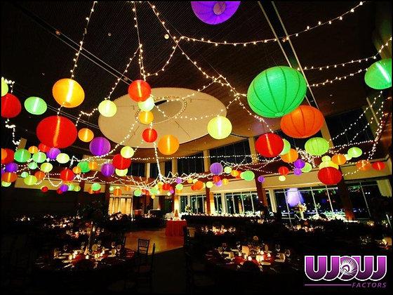 Nylon Lantern Lights
