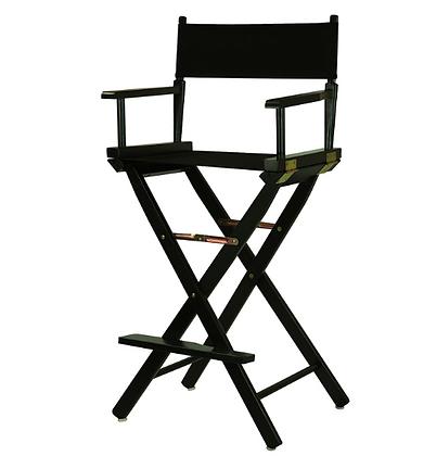 Tall Director Chair Stool