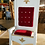 Thumbnail: Santa Chair White & Red