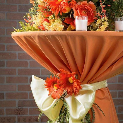 Orange Cocktail Linen