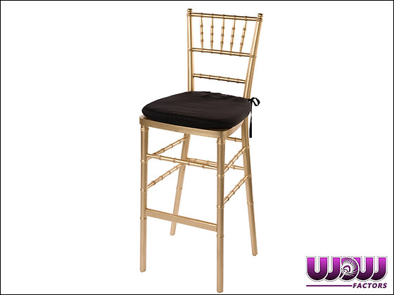 Gold Chiavari Bar Stool