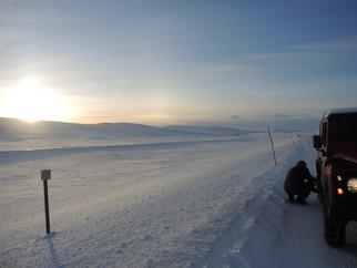 Saltfjellet-Pass