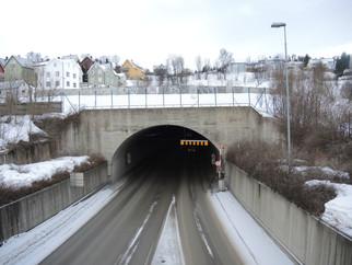 Tunnels in Tromsø