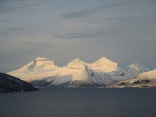 Von Narvik nach Tromsø