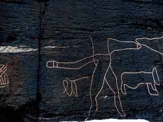 Elche heute und 7000 v. Chr.