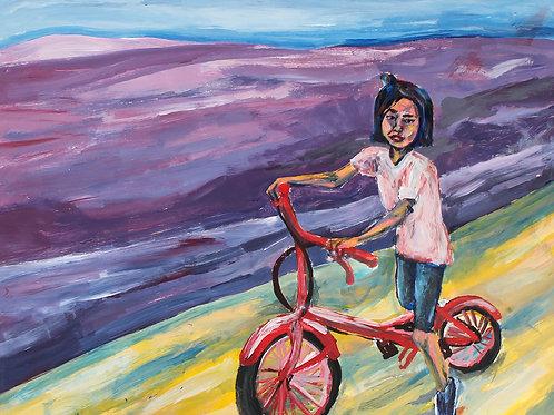 """Free Ride"" by Katherine Grace Piera"