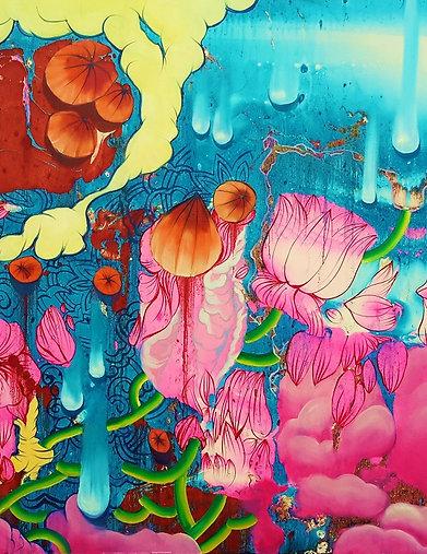 """Birth of Nature"" by Ju Yun"