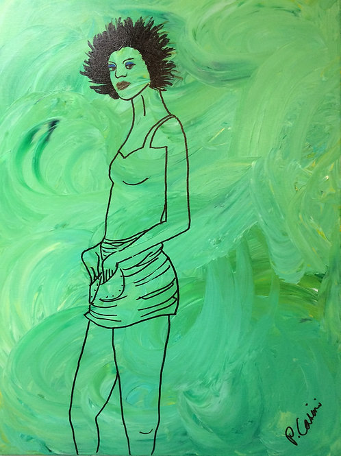 """Attitude"" by Peter Casini"
