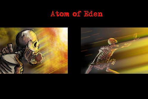 """Atom of Eden"" by Jonathan Butler"