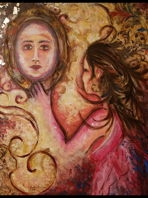 """Reflection"" by Carine Koweiter"