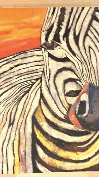 """""""Zebra"""" by Missy Buetow"""