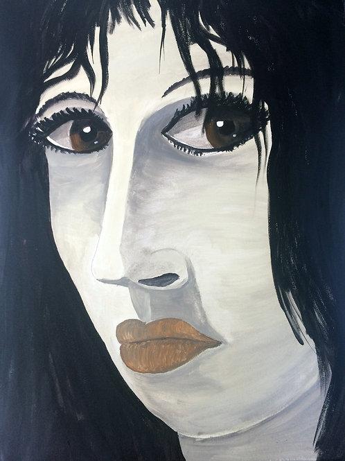 """Mona Lisa's Eyes"" by Peter Casini"