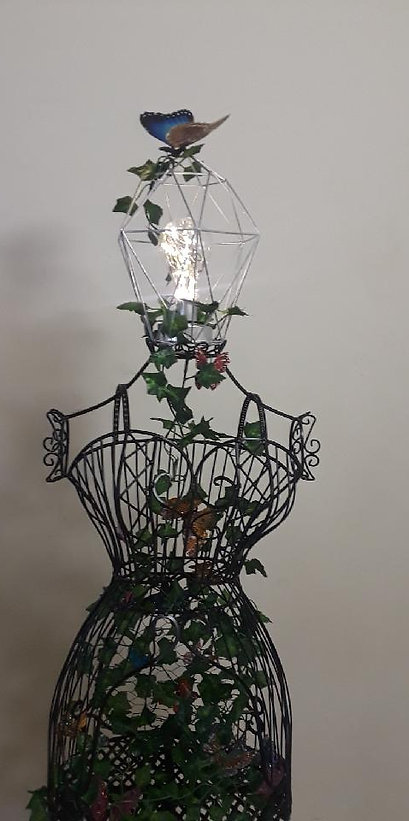 """Butterfly Cage"" by Nancy Sanders"