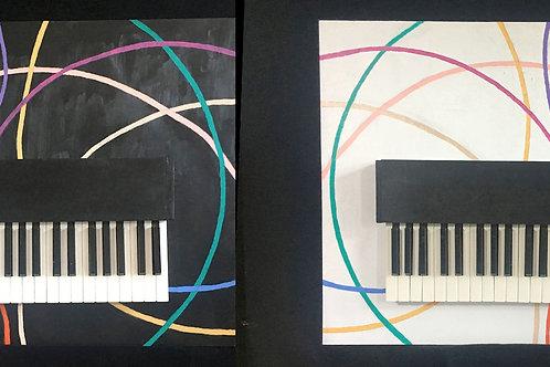 """""""The Piano Key"""" by Robert V P Davis"""