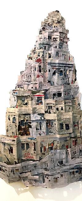 """""""Babel 2"""" by Yeji Moon"""