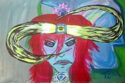"""Demon Angel"" by Tera Nicole Hurst"