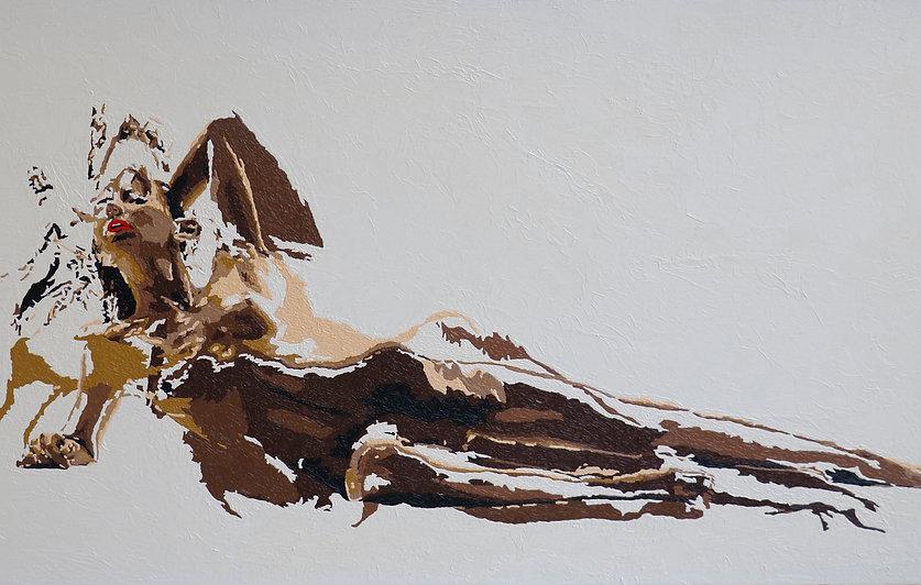 """""""Figure (no1)"""" by Shahryar Medi"""