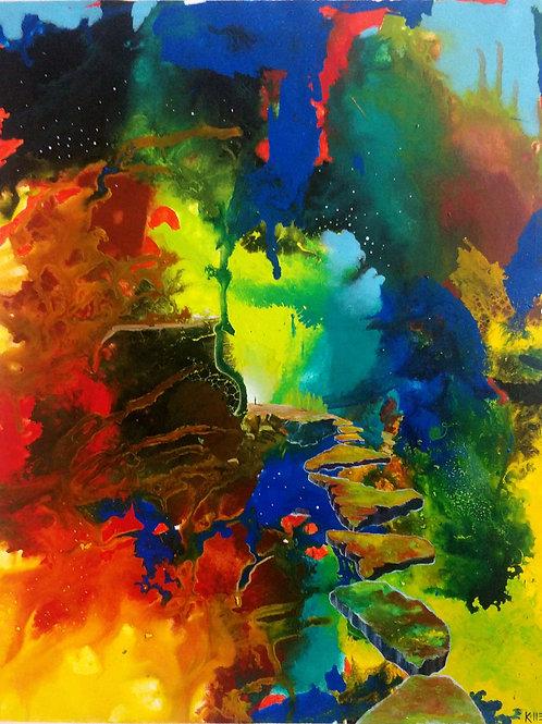 """Transcend"" by Kamran Azim"